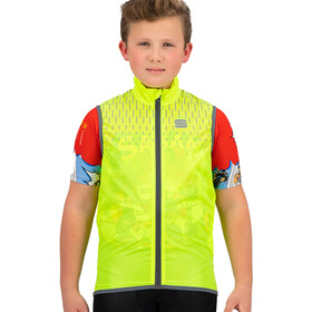 Sportful Reflex Vest Kids, yellow fluo